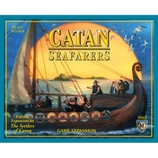 Seafarers of Catan Expansion Board Game