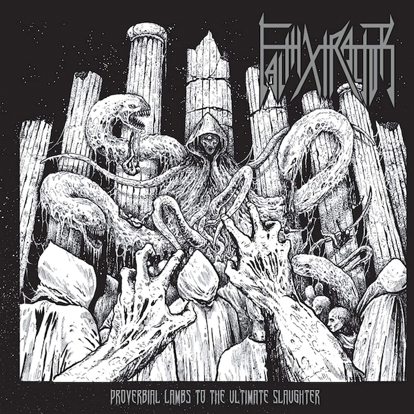 Faithxtractor - Proverbial Lambs To The Ultimate Slaughter Vinyl