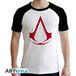 Assassin's Creed - Crest Men's Large T-Shirt - Black - Image 2