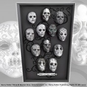 Harry Potter - Death Eater Mask Collection