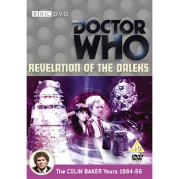 Doctor Who Revelation of the Daleks The Colin Baker Years 1984 - 86 DVD