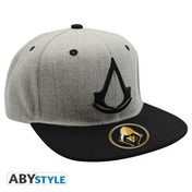Assassin's Creed - Crest Snapback Cap - Grey
