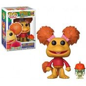 Ex-Display Red with Doozer (Fraggle Rock) Funko Pop! Vinyl Figure Used - Like New