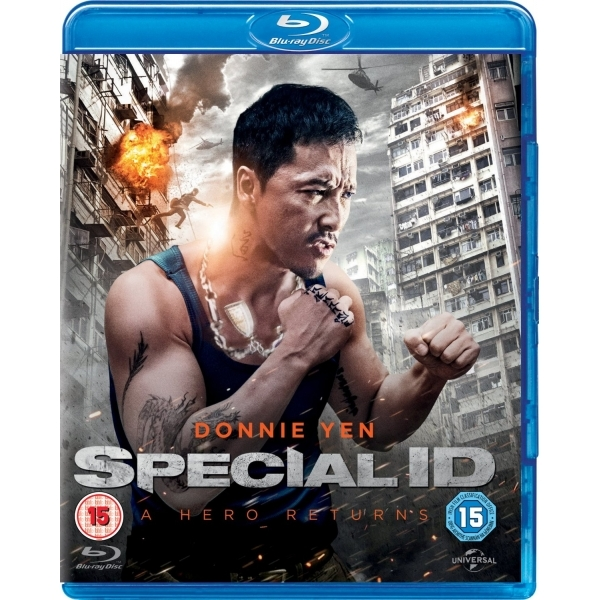 Special I.D. Blu Ray