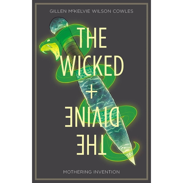 The Wicked   The Divine Volume 7: Mothering Invention Paperback