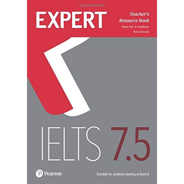 Expert IELTS 7.5 Teacher's Resource Book with Online Audio by Pearson Education Limited (Paperback, 2017)