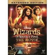 Wizards Of Waverly Place The Movie DVD