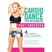 Tracy Anderson: Cardio Dance For Beginners DVD