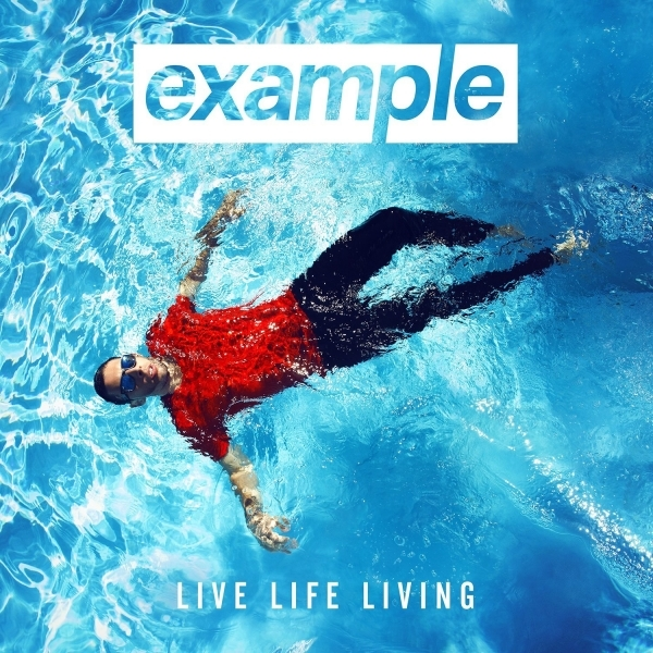 Example - Live Life Living CD