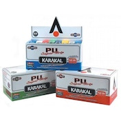 Karakal Coloured PU Super Grip Box of 24