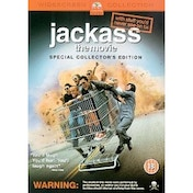 Jackass - The Movie DVD