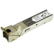 StarTech Gigabit Copper RJ45 SFP Transceiver Module HP 453154-B21 Compatible