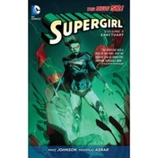 Supergirl Volume 3: Sanctuary TP (The New 52)