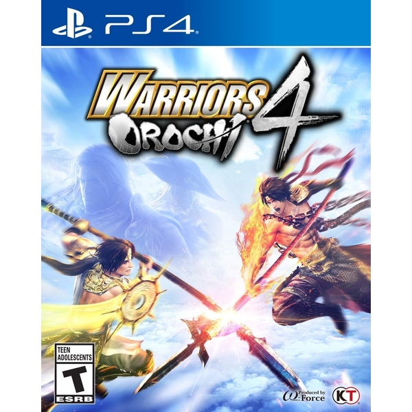 Warriors Orochi 4 PS4 Game