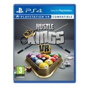 Hustle Kings VR PS4 Game (PSVR Compatible)