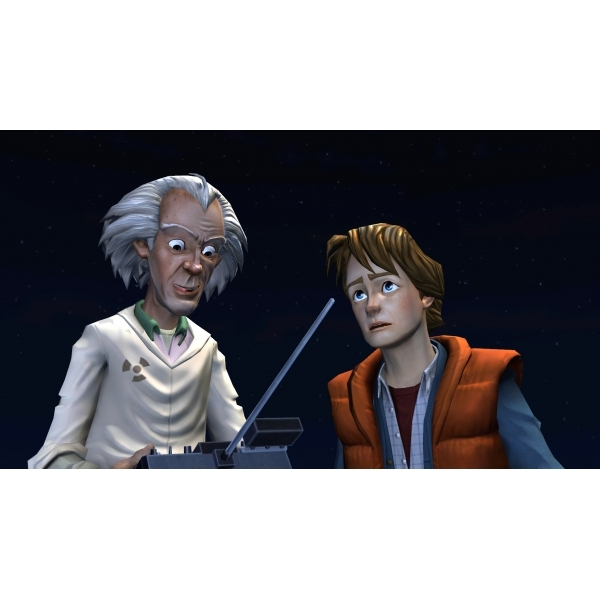 Back to the Future Game PC - Image 5