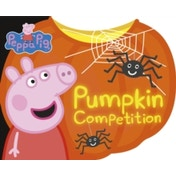 Peppa: Pumpkin Competition by Peppa Pig (Board book, 2017)