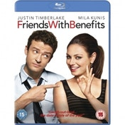 Friends With Benefits Blu-ray