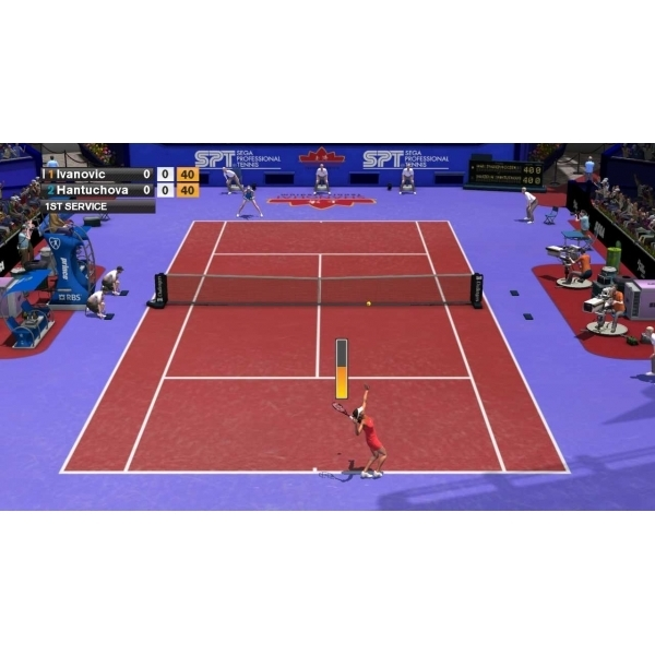 Ex-Display Virtua Tennis 2009 Game Xbox 360 Used - Like New - Image 4