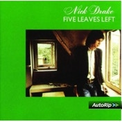 Nick Drake - Five Leaves Left CD