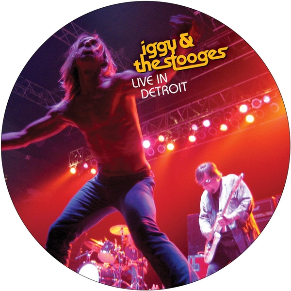 Iggy & The Stooges - Live In Detroit 2003 (Picture Disc) Vinyl