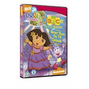 Dora The Explorer: Dance To The Rescue DVD
