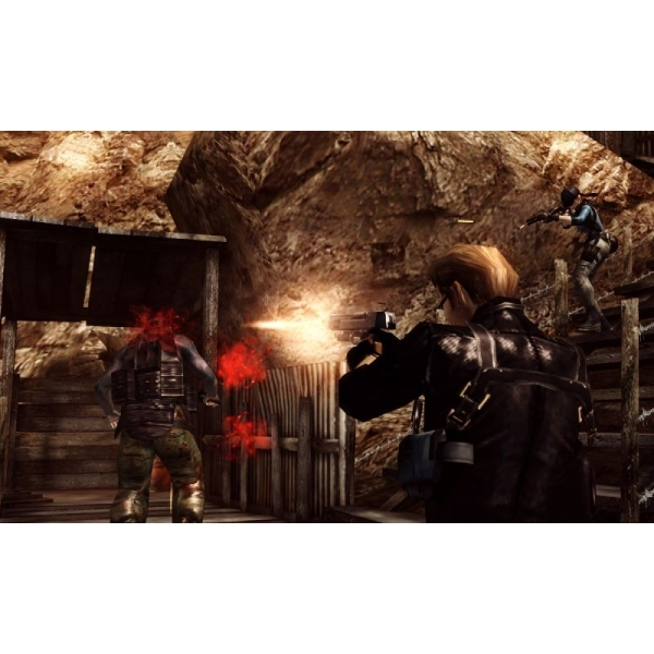 Resident Evil The Mercenaries Game 3DS - Image 3