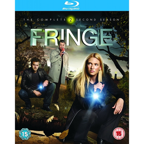Fringe Season 2 Blu-ray
