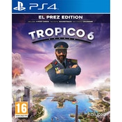 Tropico 6 El Prez Edition PS4 Game