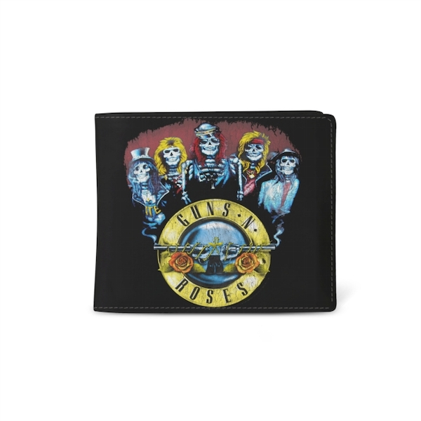 Guns N Roses - Skeleton Wallet
