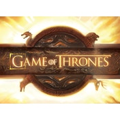 Game Of Thones - Logo Postcard