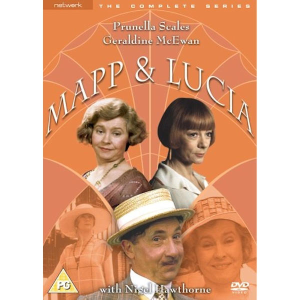 Mapp And Lucia DVD 3-Disc Set