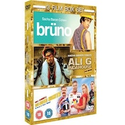 Bruno/Ali G In Da House/Talladega Nights DVD