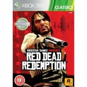Red Dead Redemption (Classics) Game Xbox 360