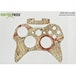 Kontrol Freek Shield Ammunition Controller Plate Xbox 360 - Image 4