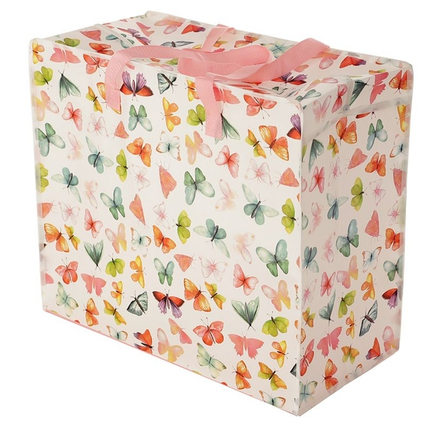 Butterfly House Laundry Storage Bag