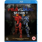 Red vs Blue: Season 11 Blu-ray