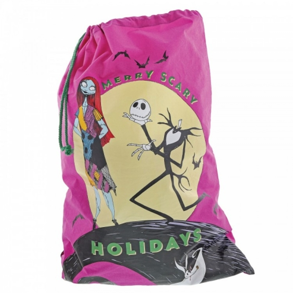 Sandy Claws Is Coming (Nightmare before Christmas) Bag