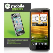 Mobile Madhouse HTC One X Screen Protectors X 8 - Clear