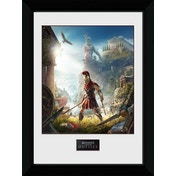 Assassins Creed Odyssey Framed Collector Print