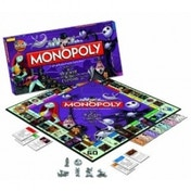 Ex-Display Monopoly Nightmare Before Christmas Board Game Used - Like New