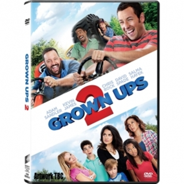Grown Ups 2 DVD & UV Copy