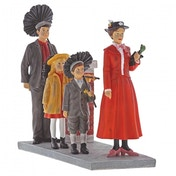 Step In Time (Mary Poppins) Enchanting Disney Figurine