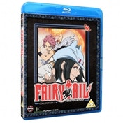 Fairy Tail Part 6 Episodes 61-72 Blu-ray