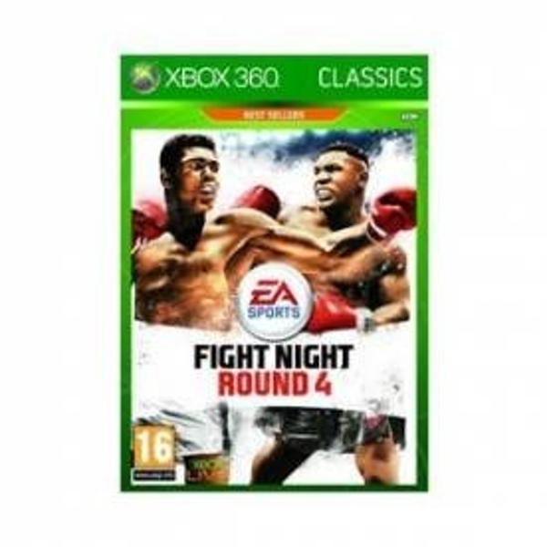 Ex-Display Fight Night Round 4 Game (Classics) Xbox 360 Used - Like New