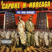 Capone N Noreaga - The War Report Vinyl