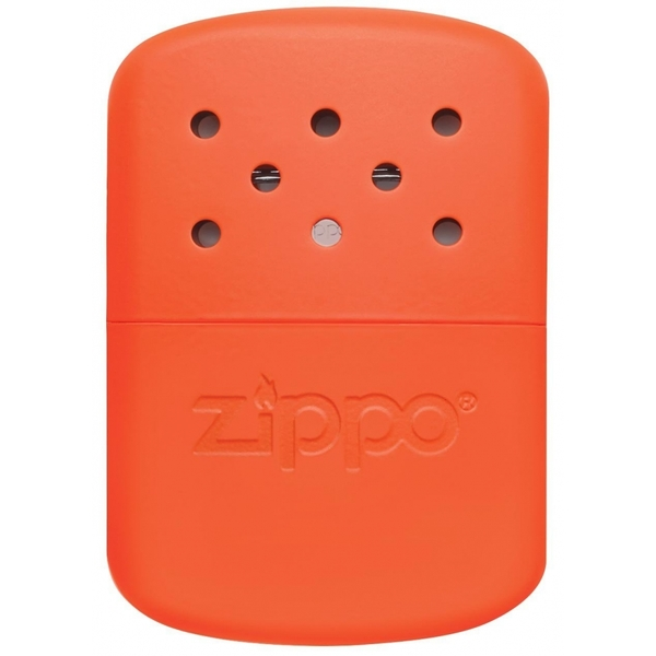 Zippo Re-Useable 12 Hour Hand Warmer Orange