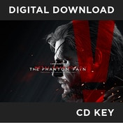 Metal Gear Solid V The Phantom Pain PC CD Key Download for Steam