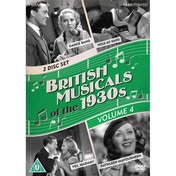 British Musicals of the 1930s DVD