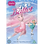 Angelina Ballerina - The Ice Ballet DVD